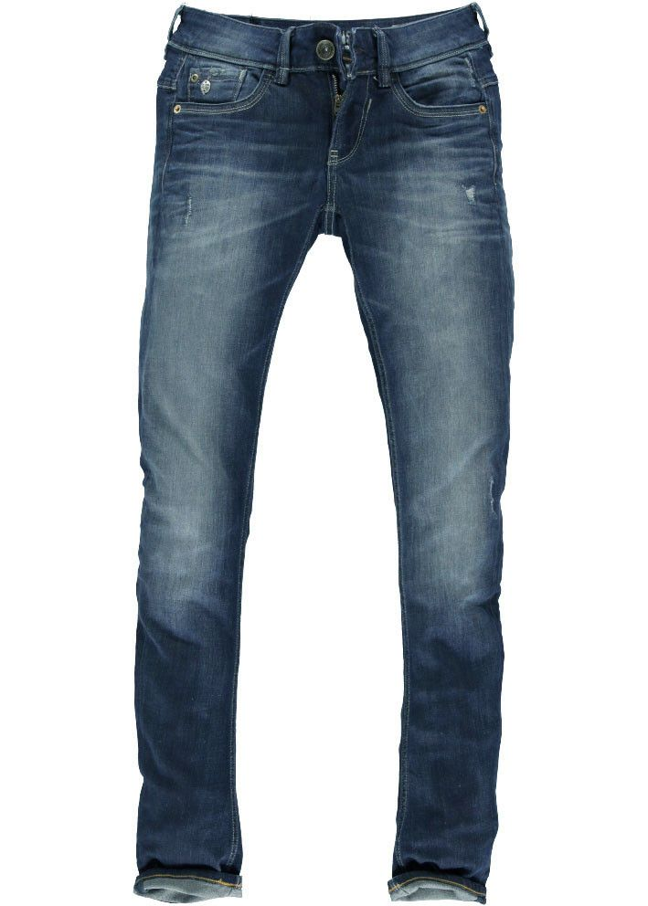 Garcia Riva Slim Jeans 261 blue grey used – acorns