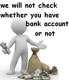 Loans No Bank Account are designed to provide short term cash help for your various problems without checking your bank account. These loans are easy, quick, affordable and available for almost everyone. You can easily apply for this loan online without facing any bother. Apply Now! http://www.paydayloansnobankaccount.co.uk/loans-no-bank-account.html