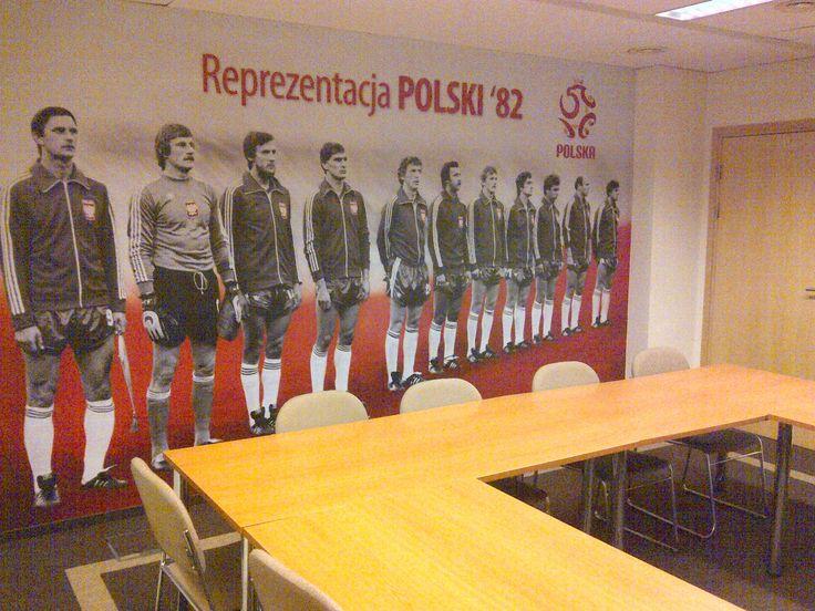 Biuro PZPN, sala konferencyjna im. Wlodzimierza Smolarka