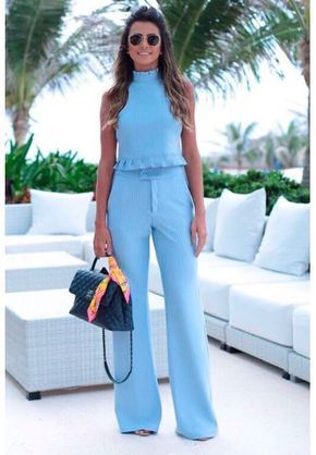 25 s e jumpsuit blau ideen auf pinterest blaues t. Black Bedroom Furniture Sets. Home Design Ideas