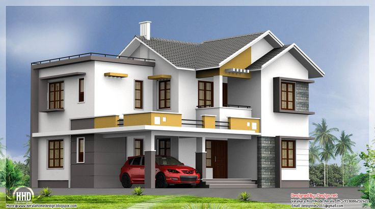 Free hindu items free duplex house designs indian style Small duplex house photos