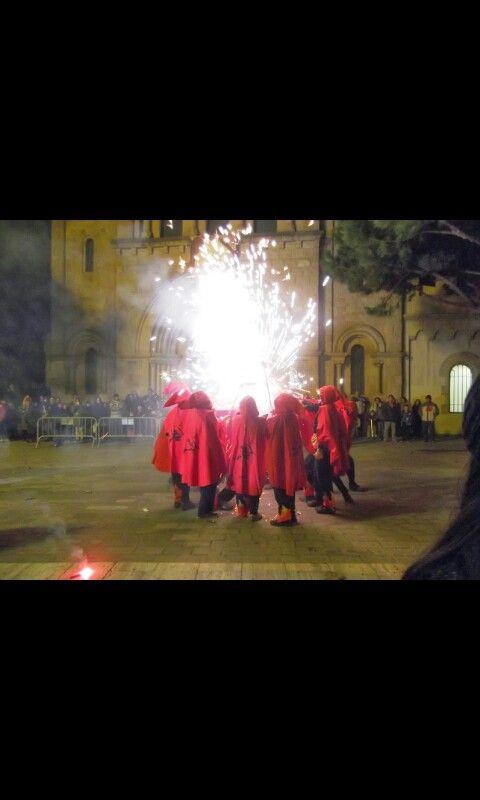 Diables de castelldefels