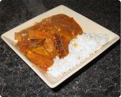 Goan Tofu Curry | Gluten free | Pinterest | Tofu Curry, Tofu and ...