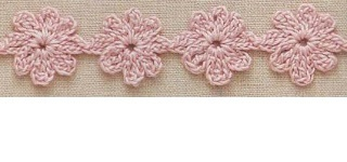 BARRADOS DE CROCHE: Search, Barred From, Crochet Edging, Crochet Motifs Graphs, Crochet Instructions, Quaver, Crochet Lace, Crochet Spets