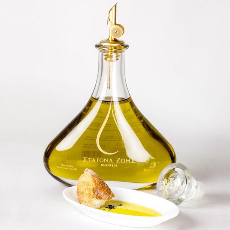 Drop of Life Limited Reserve - The Greek Olive Estate