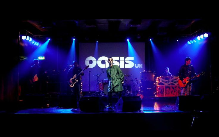 OASIS UK. Touring with a full video show using projectors and screens, with some of the same visuals and footage as Oasis used on their tours, Oasis UK The Tribute Show is a great chance to re-live highlights from one of Britain's most iconic bands. Their documentary runs to take you back to the 90s while the band brings you all the hits, Classic album tracks and b-sides with the band members even wearing the same clothes as Oasis onstage. They will be at the Wyvern Theatre Sun 6 April.