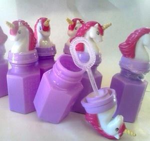 unicorn party supplies | 24 Unicorn Horse Bubbles Bottles Princess Party Supplies Favors | eBay Like, Comment, Repin !!