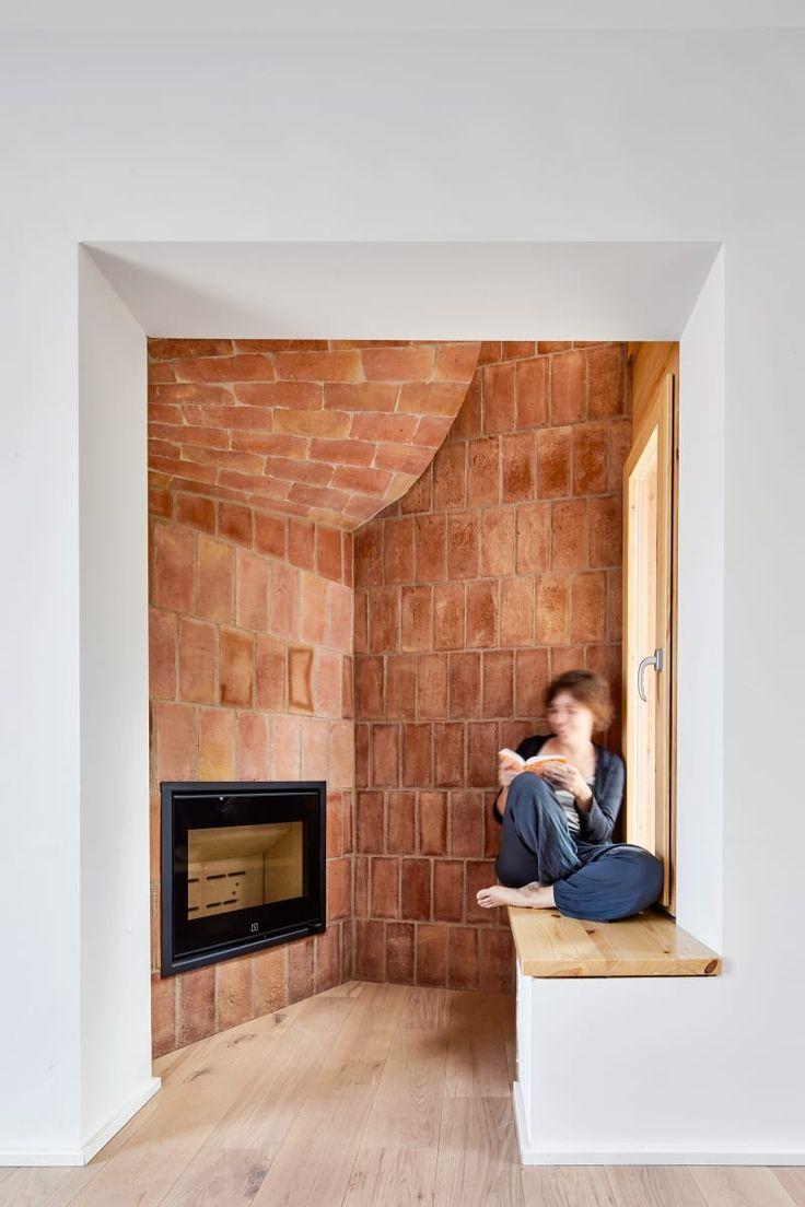 sauquet arquitectes, José Hevia · House addition in Bigues