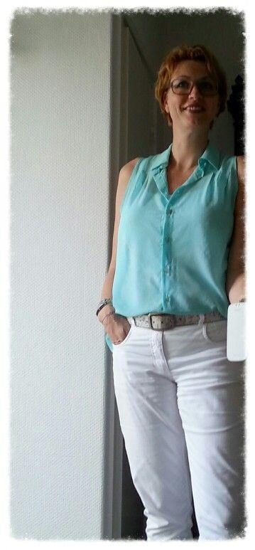 @Style has no size wearing my #EdithDohmen original