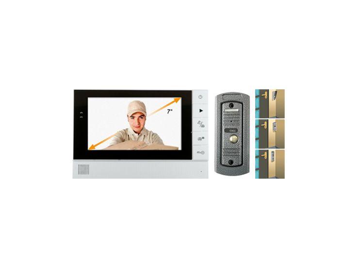 Cavi Kit video interfon 1 familie 1 post interior