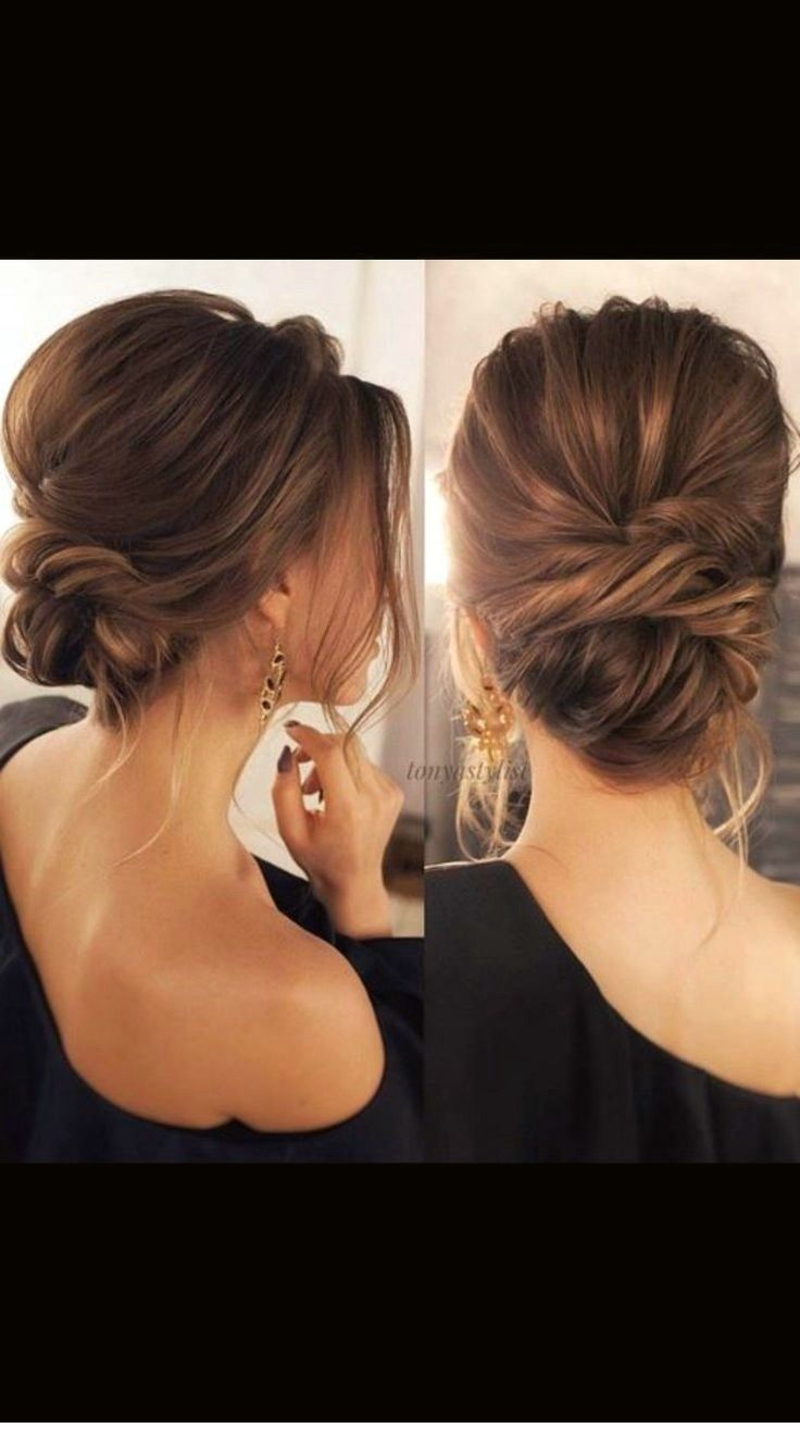 Charming 100 Hairstyles For Special Occasions Updos For Medium Length Hair Medium Length Hair Styles Bridal Hair Updo