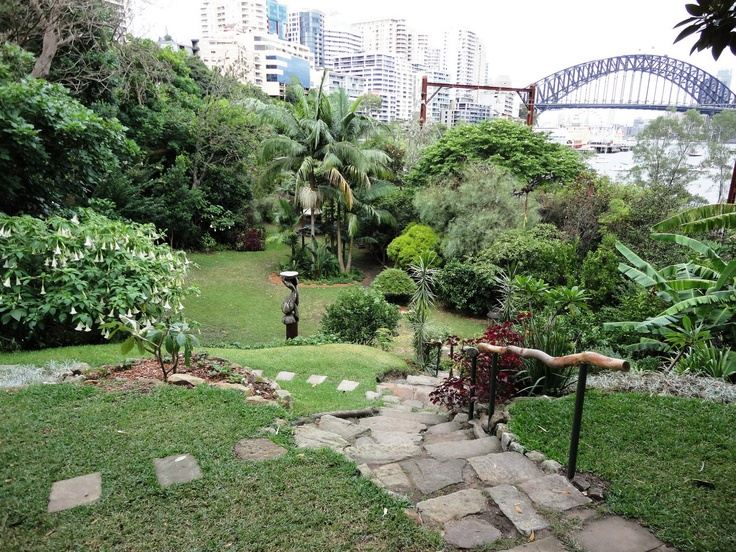 Wendy Whiteley's Secret Garden - Lavender Bay