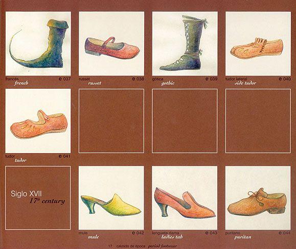 Se cree que el calzado existe desde aproximadamente el fin de la era paleolítica ( 10 000 a.C.) debido a que existen pinturas en donde se muestra como se trabajaba el cuero y más específicamente el calzado. Era muy común andar descalzo y utilizar los zapatos únicamente en caso extremo (al salir de casa).