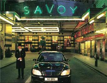 Savoy London.  www.whatsoninlondon.co.uk  #savoy #london #hotels