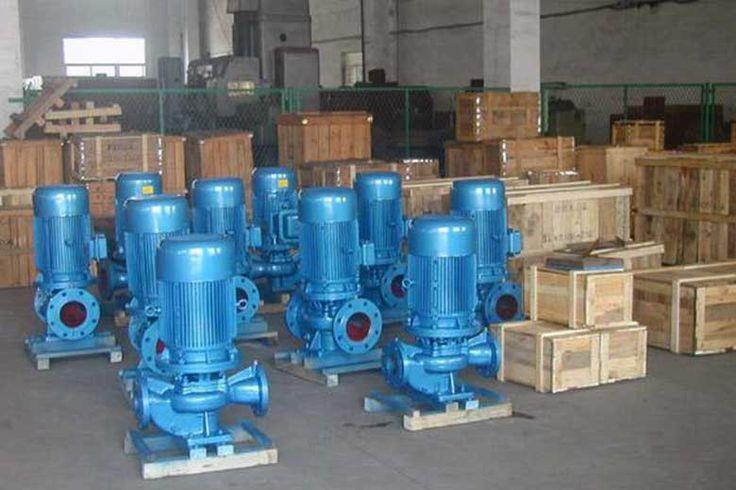 Performance characteristics of sewage pump