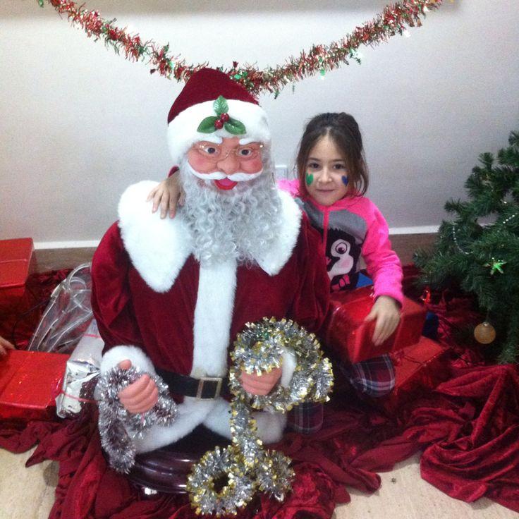 Noel baba sevgisi