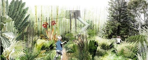 ⓒASPECT Studios이안 포터 어린이 야생놀이정원은 시드니의 가장 오래된 장소이자 사랑받는 공원 중 한 곳에 제안한 새로운 놀이공간이다.ⓒASPECT Studios야생놀이정원은 어린이들이 자..