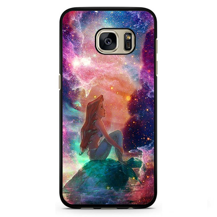 Ariel The Little Mermaid Space Galaxy Phonecase Cover Case For Samsung Galaxy S3…