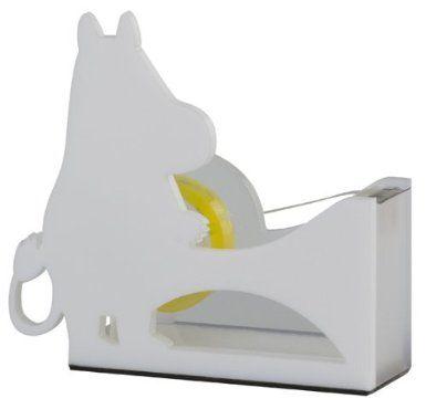 Moomin silhouette tape cutter