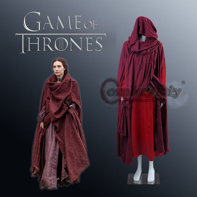 The Red Woman Melisandre Costume //Price: $196.07 & FREE Shipping //     #house #season