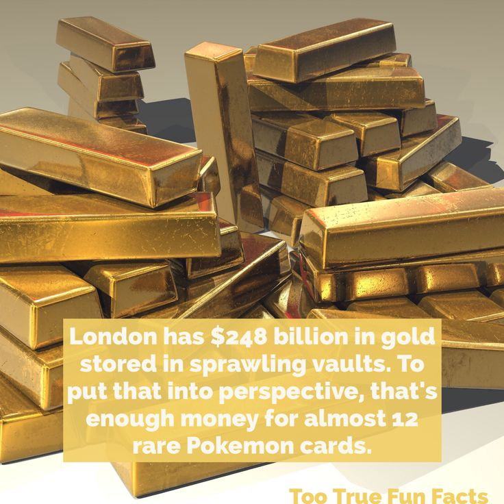Some Pokémon cards are worth a lot of gold.