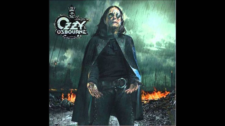 Ozzy Osbourne | Black Rain (Full Album)