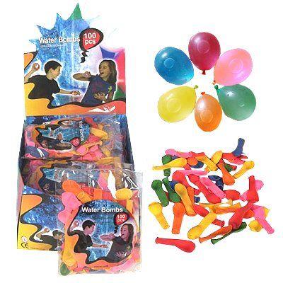 Waterballonnen klein 100 st