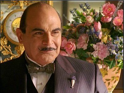 David Suchet: Absolutely the best portrayal of Hercule Poirot.