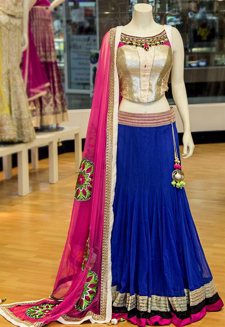 Chaniya Choli To place an order or inquire about the outfits please email at zarii.india@gmail.com