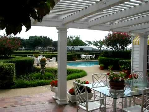 "Inside the ""Dallas"" Mansion, Southfork Ranch, Texas"