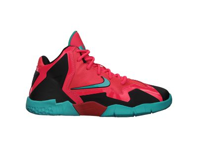 LeBron 11 (10.5c-3y) Preschool Kids' Basketball Shoe