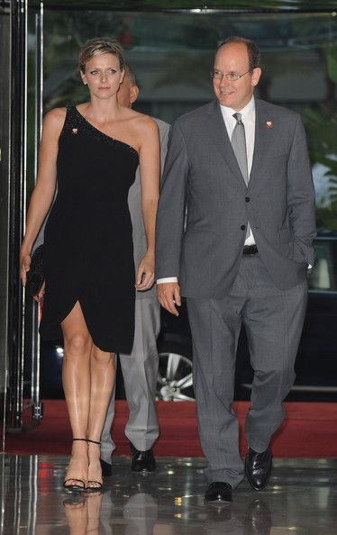 88 Best Images About Charlene Of Monaco On Pinterest