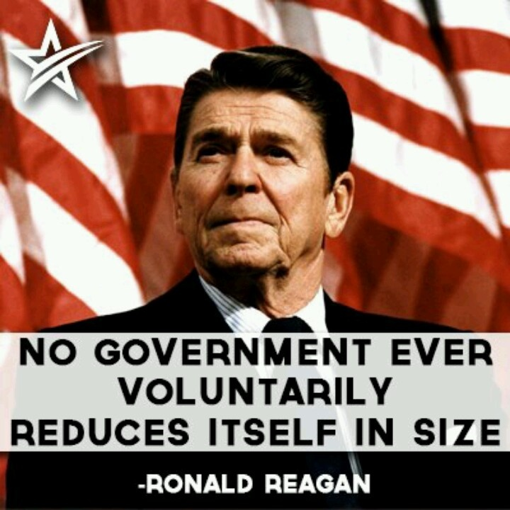 the perceptions of ronald reagan on the american government Scott walker: records show soviets treated ronald reagan more seriously after  he fired controllers  in august 1981, after contract talks between the federal  government and  those are perceptions of americans, however.