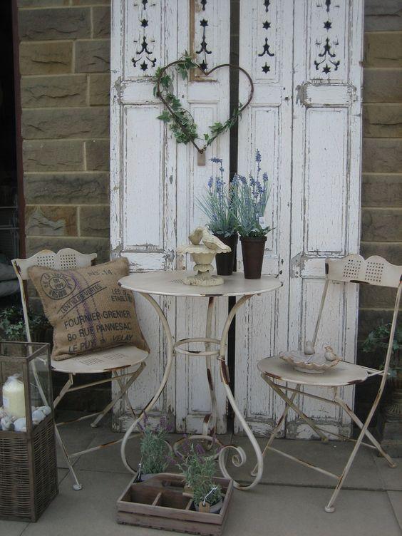Oltre 25 fantastiche idee su giardino shabby chic su for Piani di casa di balla di fieno
