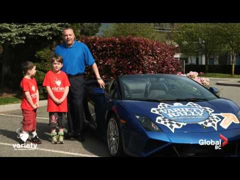#VarietyRally for Kids With Special Needs - Have you seen the new Variety - The Children's Charity of BC PSA yet on Global BC? Starring our friends Oliver, Elliott and Steve Darling!  Now less than two weeks for the Vancouver Fundraiser of the year! Presented by Eboost Canada on May 23 & 24, 2014 > http://www.varietyrallyforkids.com/