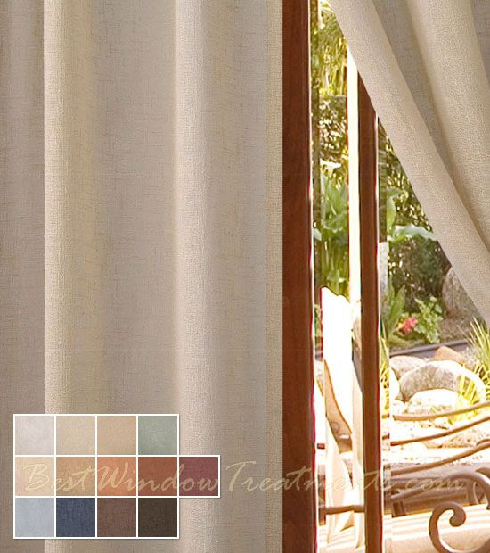 Belgique Curtain Panel Natural Color As Semi Sheer Ready Made Curtains In 84