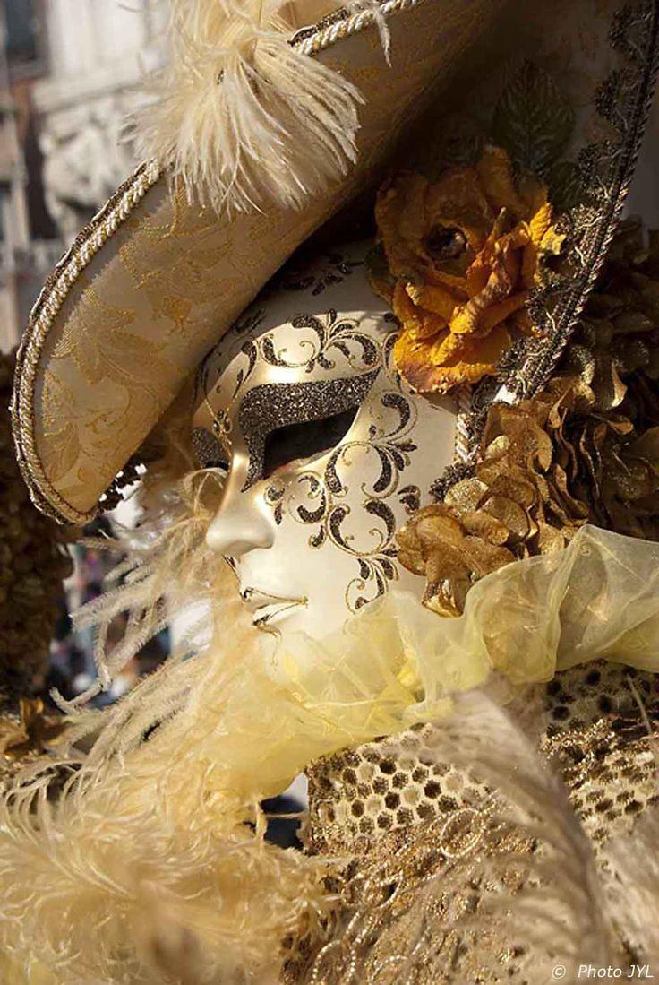 Máscaras de Carnaval de Venecia  Lacy Jean-Yves Jean-Yves