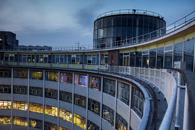 Goodbye BBC Television Centre