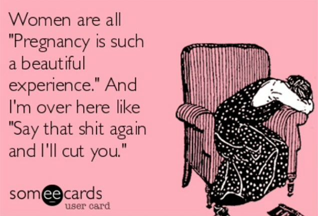 Excuse the profanity..but totally how I feel haha