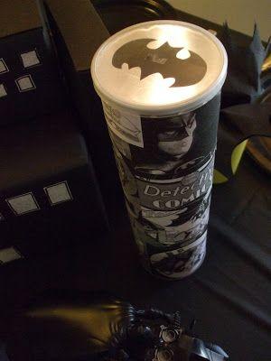 Batman Light Ideas for Kids party