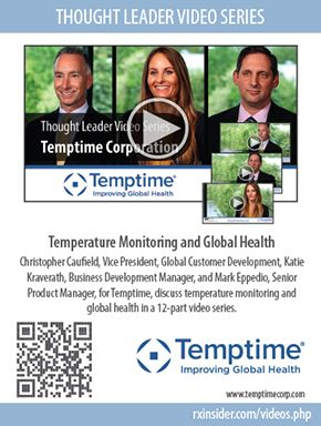 Temptime - Thought Leader Video Series (as seen in the 20Ways Winter 2017 Hospital & Infusion Issue).