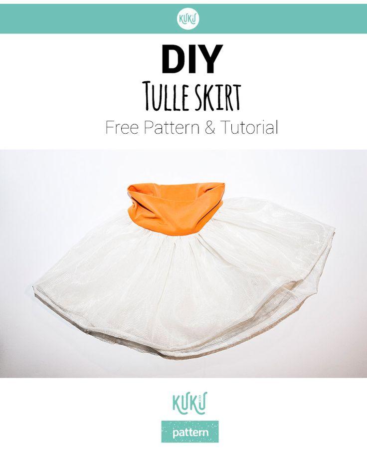 Bardzo prosta i łatwa w wykonaniu tiulowa spódnica, w której każda dziewczynka będzie wyglądała jak księżniczka. Do wykonania będziecie potrzebować tkanina tiul ok 40x 150cm bawełna pasek szerokość…