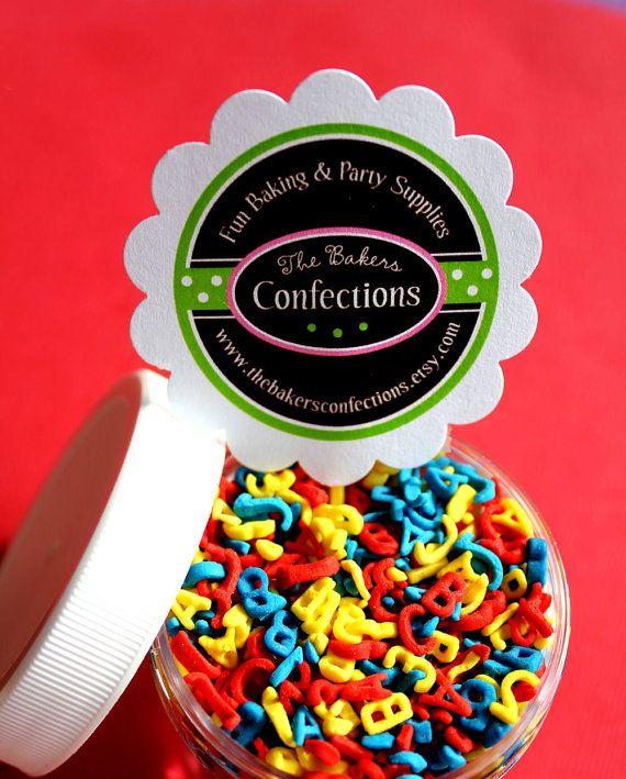 123's Sprinkles For Cupcakes, Cookies, Cake
