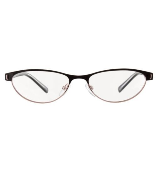 Sting Womens Black Glasses - Opticians - Boots