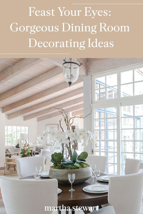 The Best Dining Room Decorating Ideas According To Interior Designers Home Decor Beautiful Dining Rooms Home Decor Styles