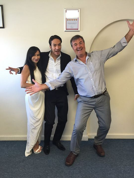 Congratulations to Alejandro and Pina married today by Simple Weddings at our Nailsworth office just a few minutes from the city.