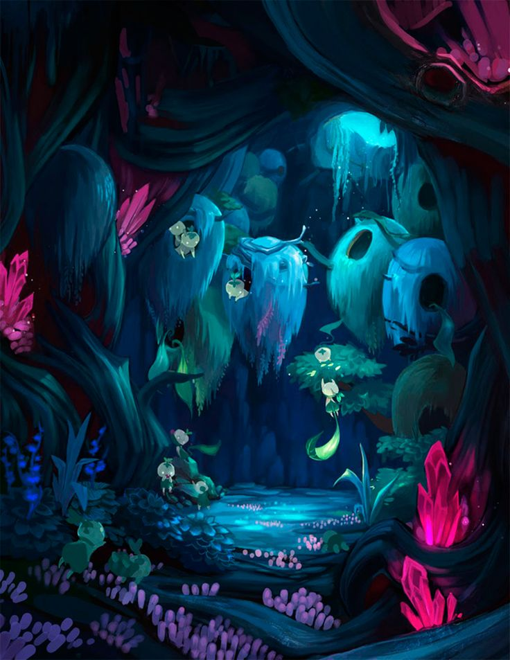 The Art Of Animation, Nightwoods, by Lianna Tai