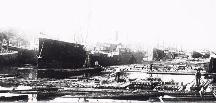 Harlingen - Zuiderhaven - 1892