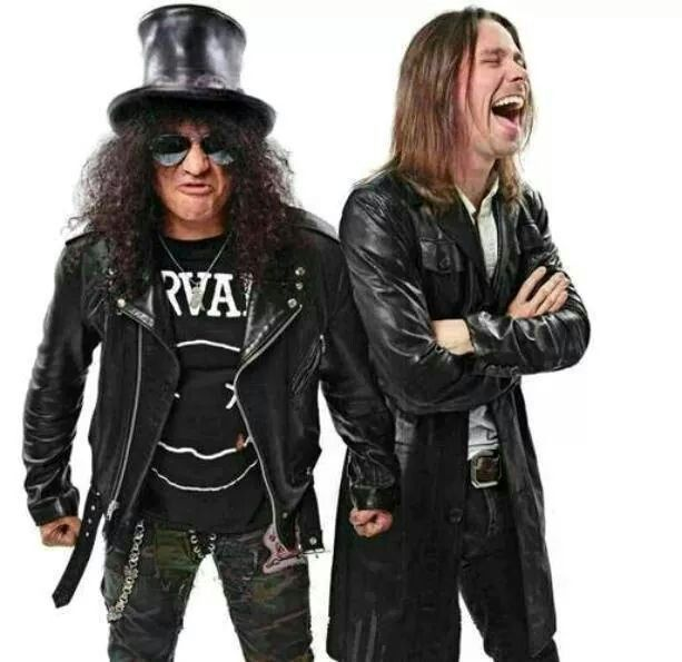 Slash. Myles Kennedy