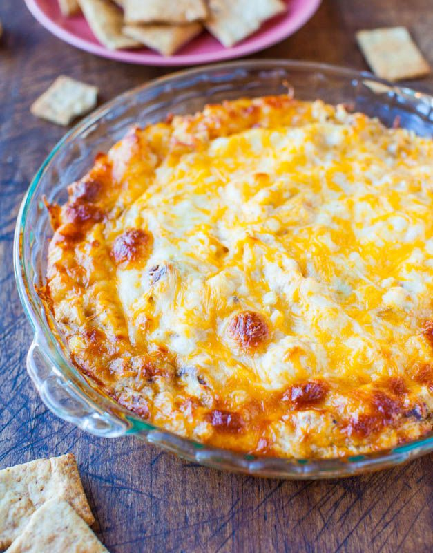 Loaded Baked Tater Tot Dip